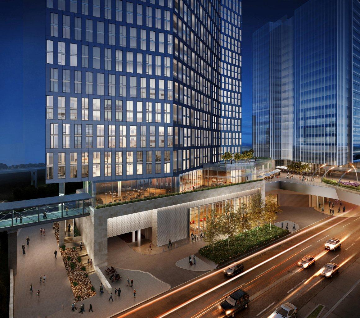 Next Gen Suburbia New Heights For Tysons Corner With