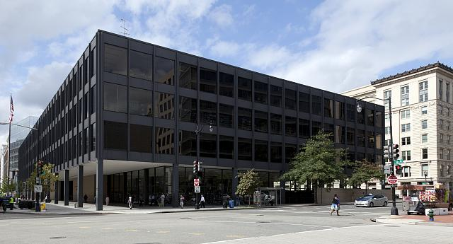 Bigger Is Better And Other Truisms Guiding The Mlk Library Facelift