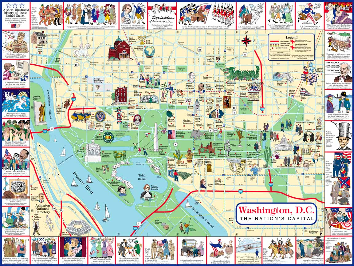 What will Washington DC look like in 2015 Urban Scrawl