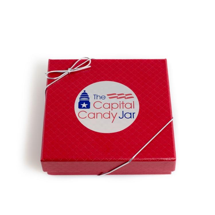 capital candy jar