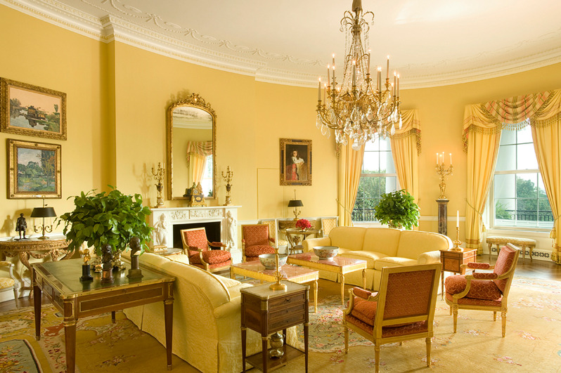 High Quality The White House Interior Design