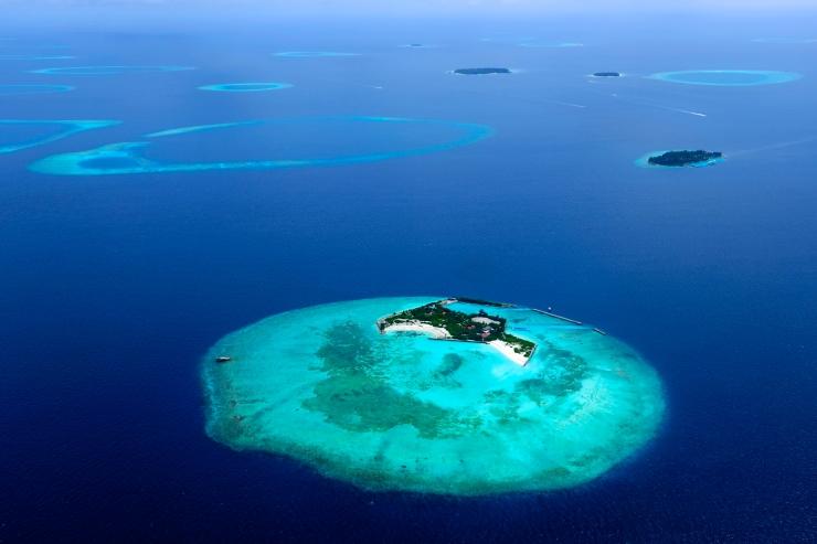 Maldives, thanks to Custom Centre