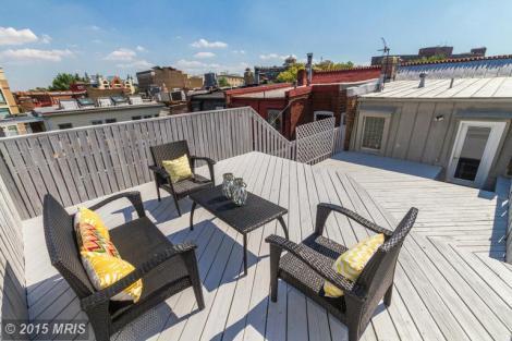 Roof Deck -