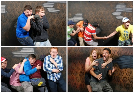 halloween-haunted-house-collage