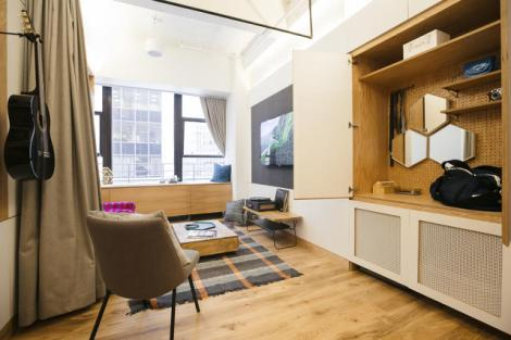 From Co Working To Co Living An Nyc Experiment Urban Scrawl