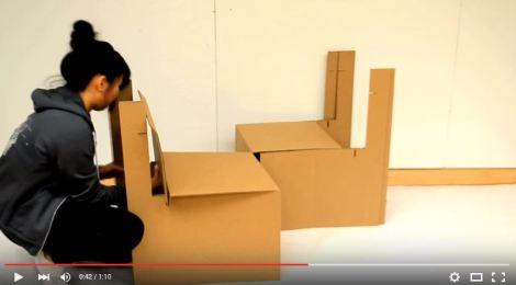 chair video