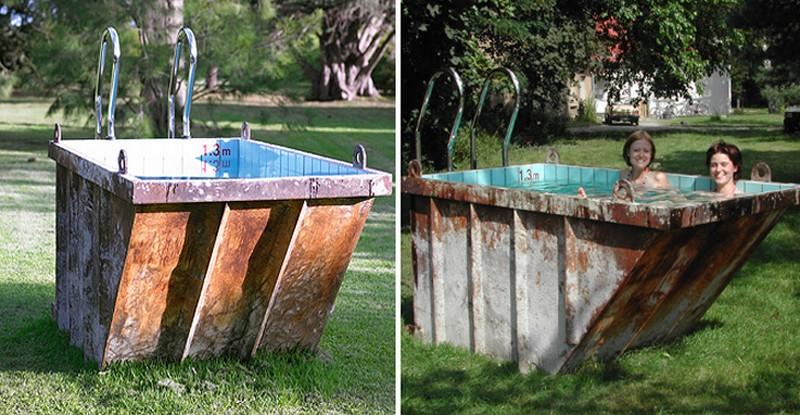 How To Build Your Own Backyard Swimming Pool Urban Scrawl