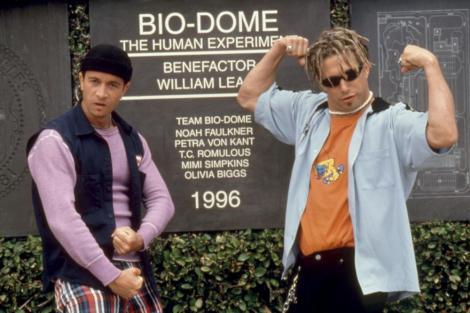 BIO-DOME, Pauly Shore, Stephen Baldwin, 1996. ©MGM