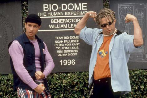 BIO-DOME, Pauly Shore, Stephen Baldwin, 1996. ©MGM