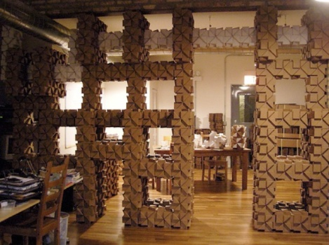 http://inhabitat.com/bloxes-modular-cardboard-building-system/bloxes-modular-cardboard-system-cardboard-building-system-modular-building-system-modular-furniture-constructable-furniture-cardboard-furniture-4/