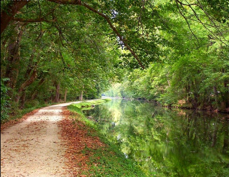 Image result for C&O Canal Towpath