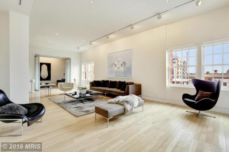 Open Living Area -